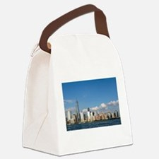 New! New York City USA - Pro Phot Canvas Lunch Bag