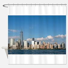 New! New York City USA - Pro Photo Shower Curtain