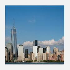 New! New York City USA - Pro Photo Tile Coaster