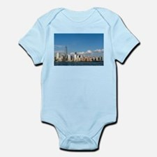 New! New York City USA - Pro Photo Infant Bodysuit