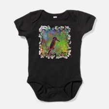 Kingfisher Baby Bodysuit