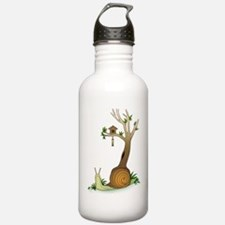 Snail Tree Water Bottle