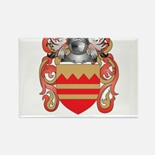 McGarry Coat of Arms - Family Crest Rectangle Magn