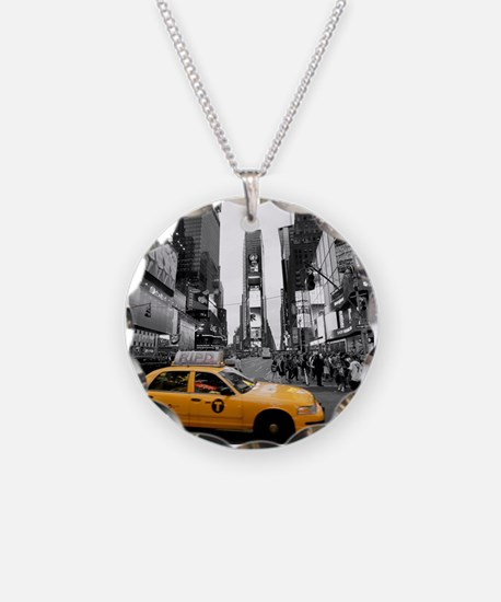 Times Square New York City - Pro photo Necklace