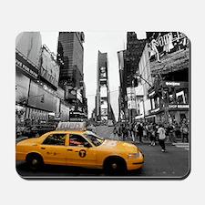 Times Square New York City - Pro photo Mousepad