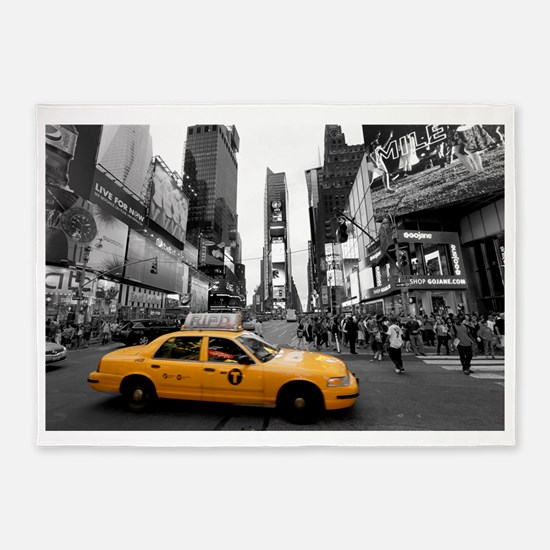 Times Square New York City - Pro photo 5'x7'Area R
