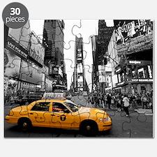Times Square New York City - Pro photo Puzzle