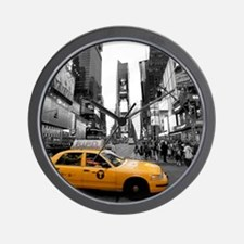 Times Square New York City - Pro photo Wall Clock