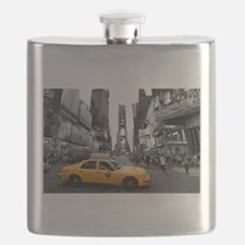 Times Square New York City - Pro photo Flask