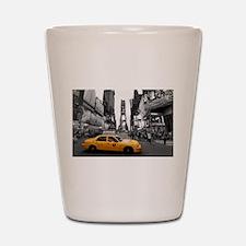 Times Square New York City - Pro photo Shot Glass