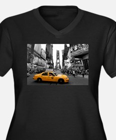 Times Square New York City - Pro photo Plus Size T