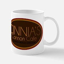 Cinnias Cannon Cafe Mug