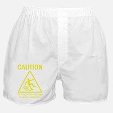 Dancing badly Boxer Shorts