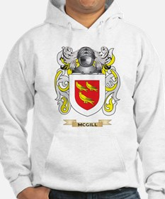 McGill Coat of Arms - Family Crest Hoodie