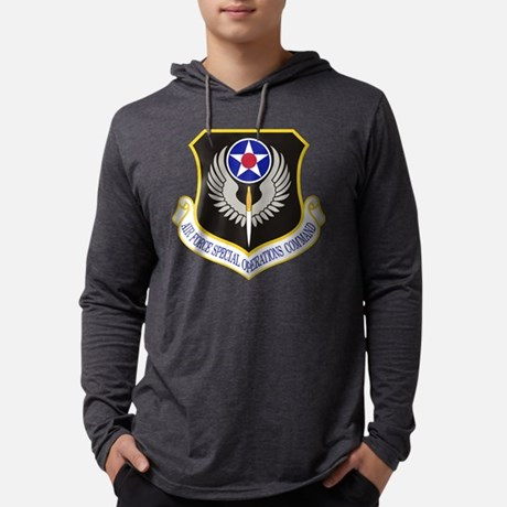 USAF Special Operations Command Hooded Shirt Hooded Shirt