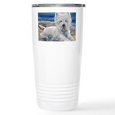 Beached Travel Coffee Mug