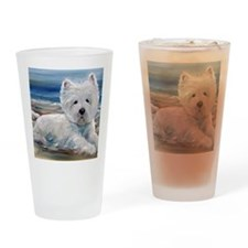 Beached Drinking Glass