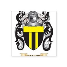 McGinty Coat of Arms - Family Crest Sticker