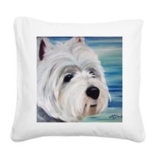 Beachcomber Square Canvas Pillow