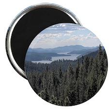"Coeur d'Alene Lake 2.25"" Magnet (10 pack)"
