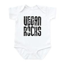 Vegan Rocks Infant Bodysuit