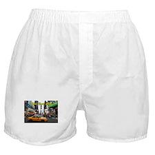 Iconic! Times Square New York-Pro Pho Boxer Shorts