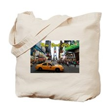 Iconic! Times Square New York-Pro Photo Tote Bag