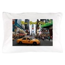 Iconic! Times Square New York-Pro Phot Pillow Case