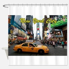 Iconic! Times Square New York-Pro P Shower Curtain