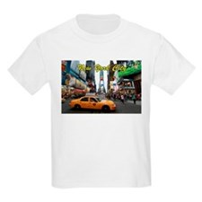 Iconic! Times Square New York-P T-Shirt