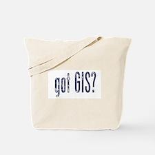 It's a Big World/Got GIS? Tote Bag