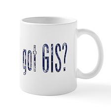 It's a Big World/Got GIS? Small Mug