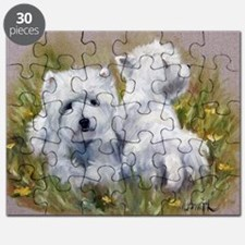 On The Lawn Puzzle