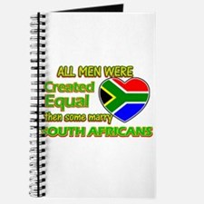 South African wife designs Journal