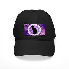 Kaleidoscope Cat Baseball Hat