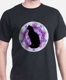 Kaleidoscope Cat T-Shirt