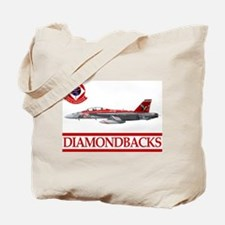VFA-102 DIAMONDBACKS Tote Bag
