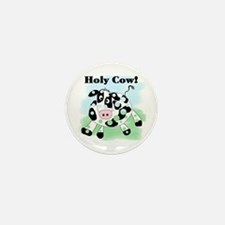 Holy Cow Mini Button (100 pack)