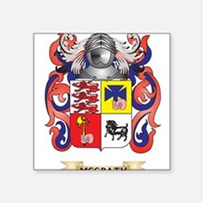 McGrath Coat of Arms - Family Crest Sticker