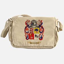 McGrath Coat of Arms - Family Crest Messenger Bag