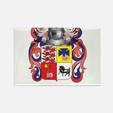 McGrath Coat of Arms - Family Crest Rectangle Magn