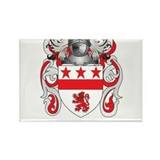 McGraw Coat of Arms - Family Crest Rectangle Magne