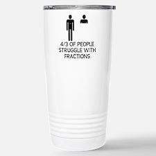 Math Humor Travel Mug