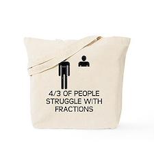 Math Humor Tote Bag