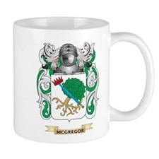 McGregor Coat of Arms - Family Crest Mug