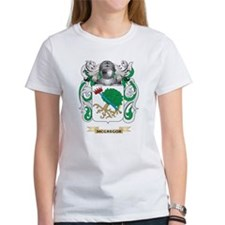 McGregor Coat of Arms - Family Crest T-Shirt
