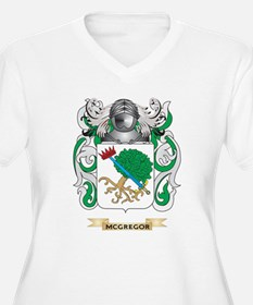 McGregor Coat of Arms - Family Crest Plus Size T-S