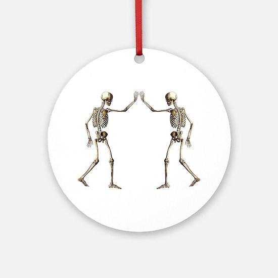 High 5 Ornament (Round)