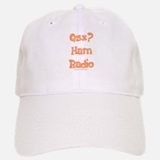 QSX (Orange) Baseball Baseball Cap