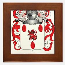 McGuigan Coat of Arms - Family Crest Framed Tile